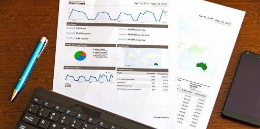 dos documentos con resultados de campañas de growth hacking marketing,