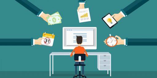 muchos empresarios solicitando a un growth hacker que por favor los ayude con sus necesidades de crecimiento empresarial,